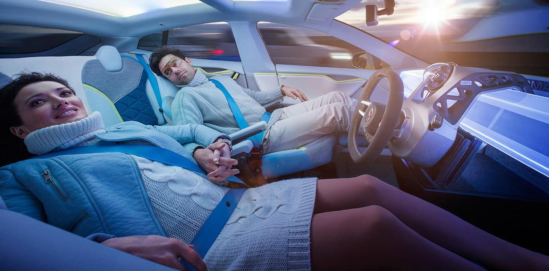 Resultado de imagen de coche autonomo