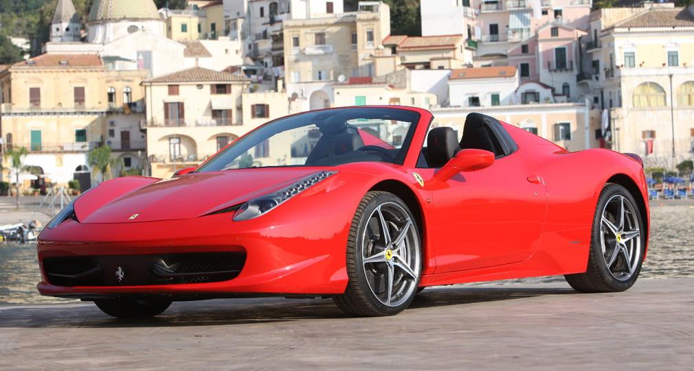 Ferrari 458 Spider Precios Noticias Prueba Ficha
