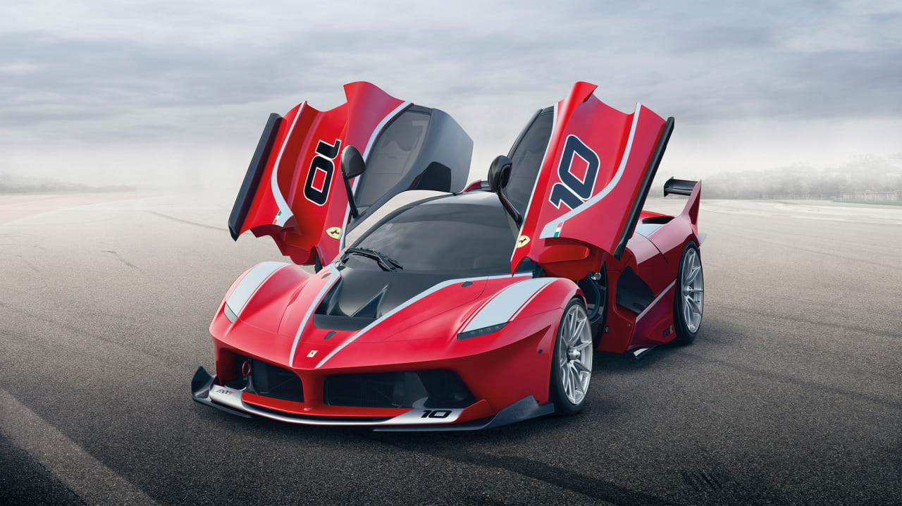 Ferrari Fxx K Pagarias 2 5 Millones De Euros Por El Y Dejarias Que Ferrari Se Quedase Con El Coche Diariomotor