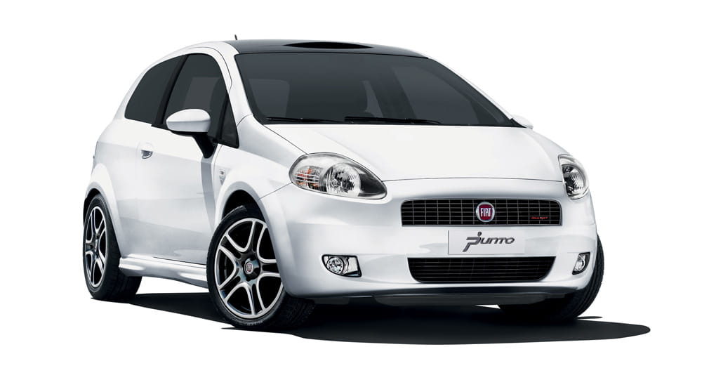 fiat grande punto precios noticias prueba ficha. Black Bedroom Furniture Sets. Home Design Ideas