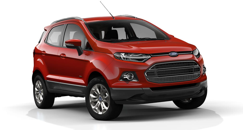 Ford EcoSport: precios, noticias, prueba, ficha técnica y ...