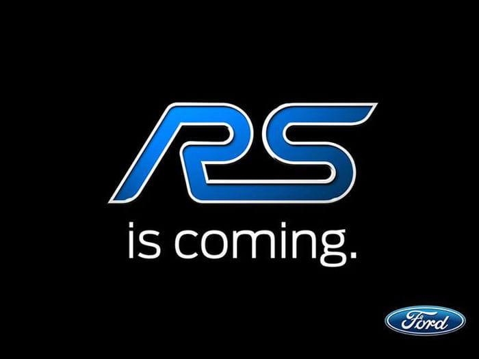 """Ford caldea el ambiente: """" RS is coming"""""""