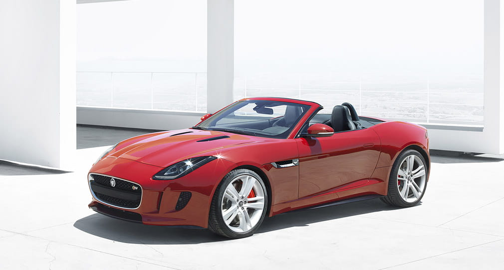 jaguar f type precios noticias prueba ficha t cnica y fotos diariomotor. Black Bedroom Furniture Sets. Home Design Ideas