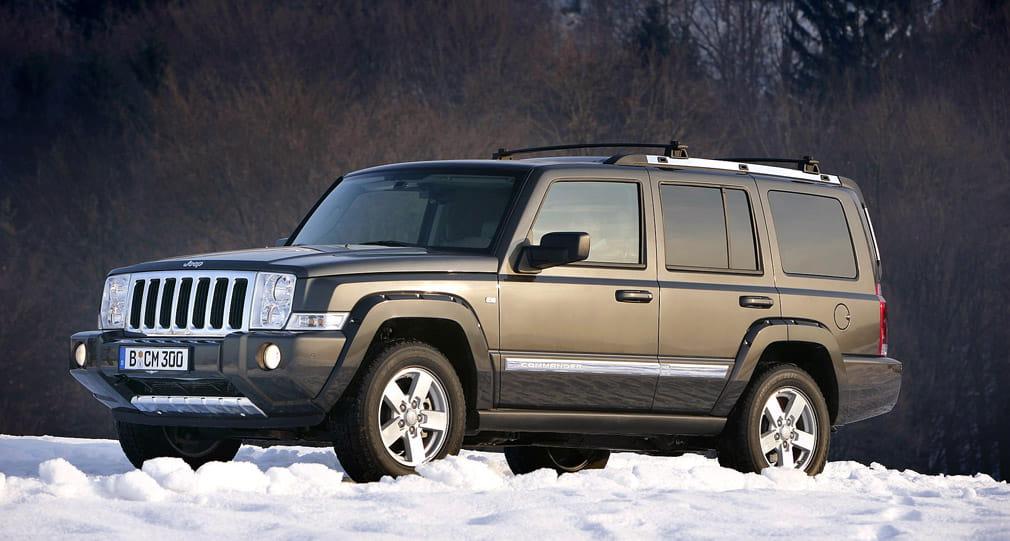 jeep commander precios prueba ficha t cnica y fotos. Black Bedroom Furniture Sets. Home Design Ideas