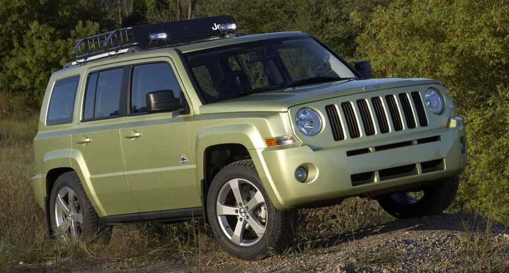 Jeep Patriot: precios, noticias, prueba, ficha técnica y ...
