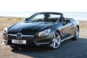 Gallería fotos de Mercedes SL