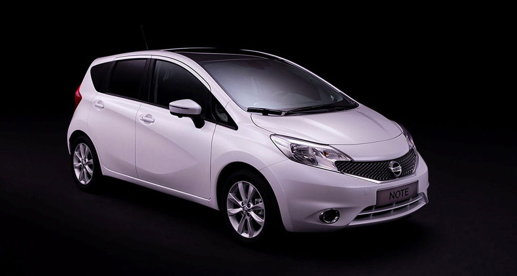 nissan note precios prueba ficha t cnica y fotos. Black Bedroom Furniture Sets. Home Design Ideas