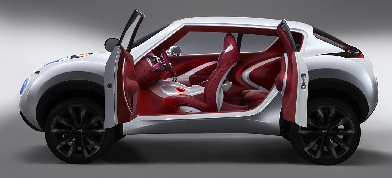 Breve historia de un éxito: del Qazana al Nissan Juke