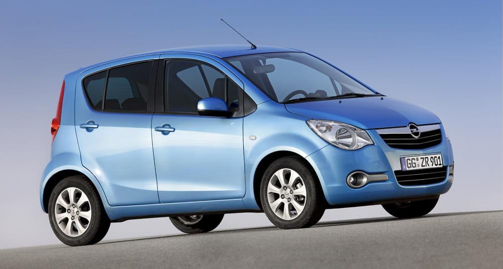 Opel Agila Precios Noticias Prueba Ficha T 233 Cnica Y