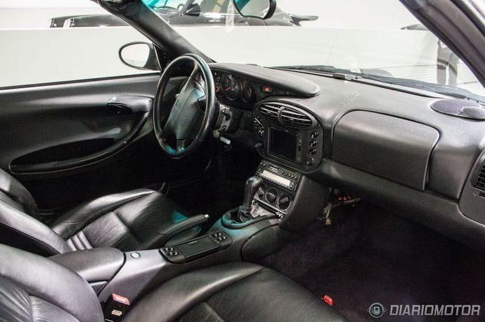 Porsche Top Secret: un 911 Cabriolet muy bien camuflado