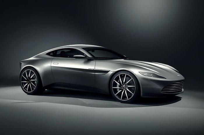 En carne y hueso, seguimos conociendo al Aston Martin DB10 que conducirá Bond, James Bond