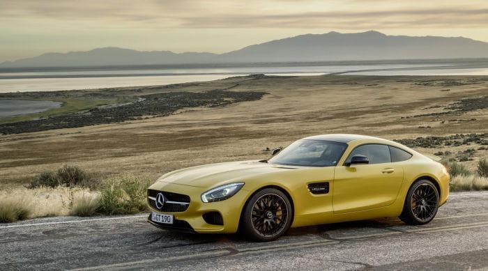 Chris Harris prueba el nuevo Mercedes-AMG GT y nos deja, claro, con un nuevo vídeo