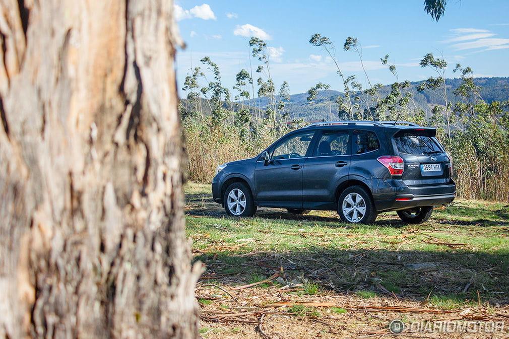 Subaru Forester 2014 2.0 TD, a prueba. Análisis a fondo del Bóxer Diesel