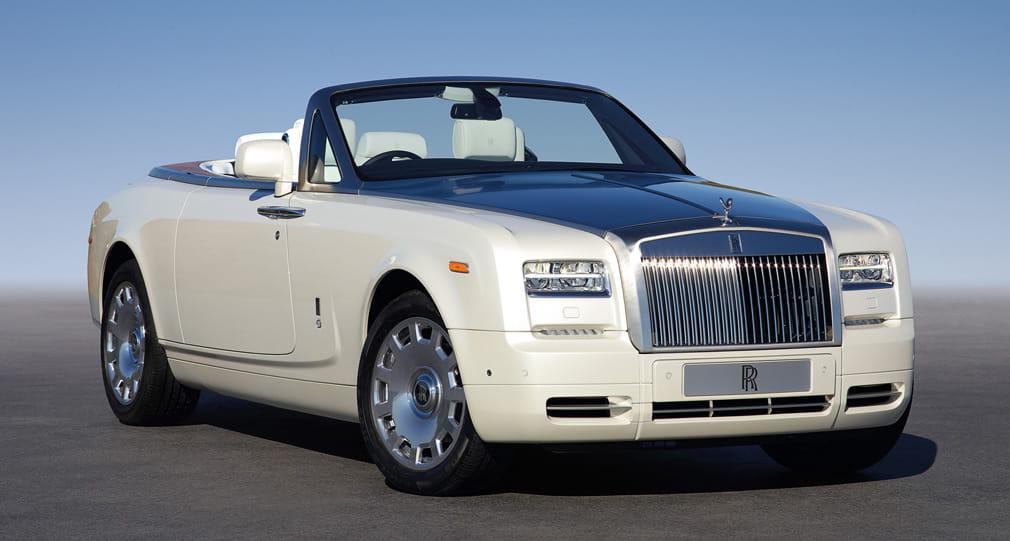 Rolls Royce Phantom Drophead Coup 233 Precios Prueba Ficha