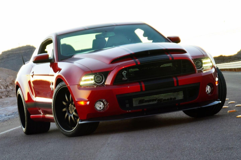Ford confirma un Mustang Super Snake con nada menos que ¡862 CV!