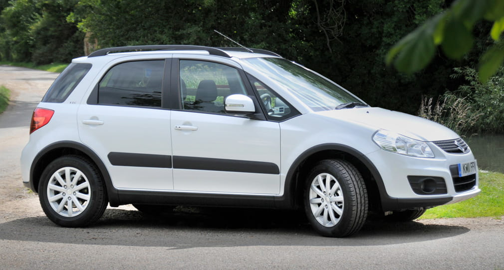 Suzuki Sx Crossover Awd Review