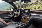Gallería fotos de Mercedes GLC y GLC Coupé