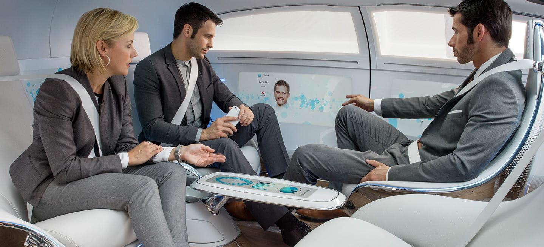 17 tecnologías alucinantes que podría llevar tu próximo coche según el CES 2015