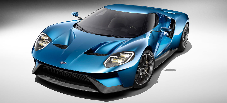 Ford GT 2016: los sueños, sueños son, y este Ford GT será realidad en 2016