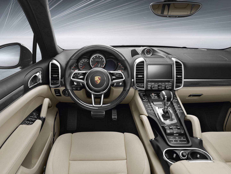 El Porsche Cayenne Turbo S 2015 Es El M 225 S Potente Y R 225 Pido Diariomotor