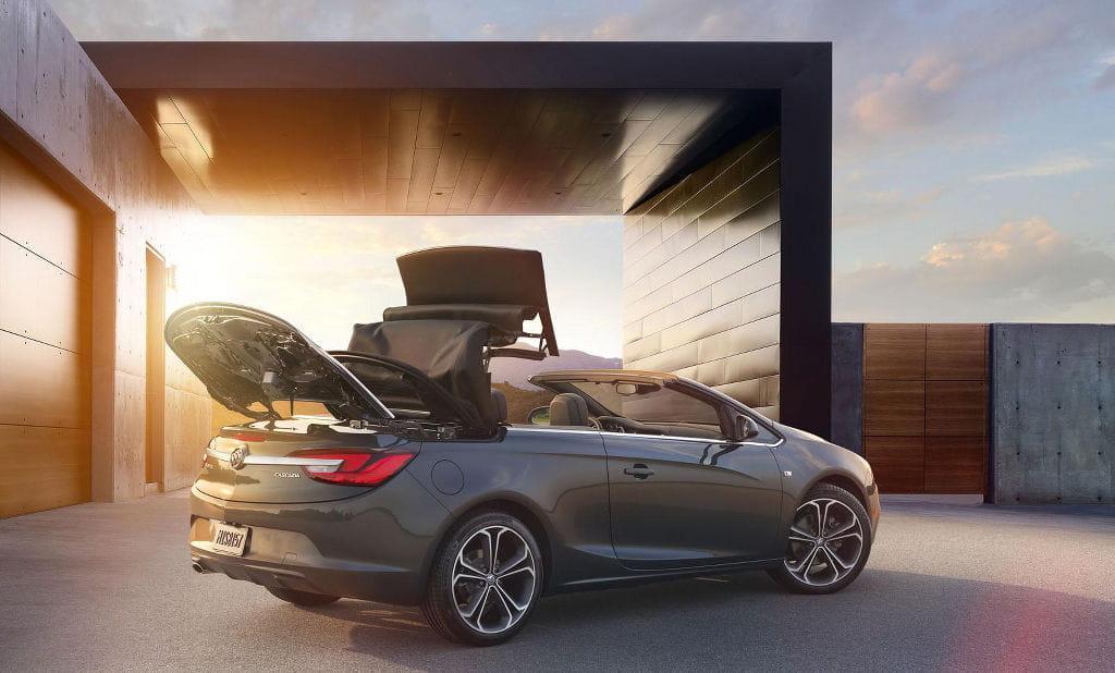 El Opel Cabrio llega a Estados Unidos en forma de Buick Cascada