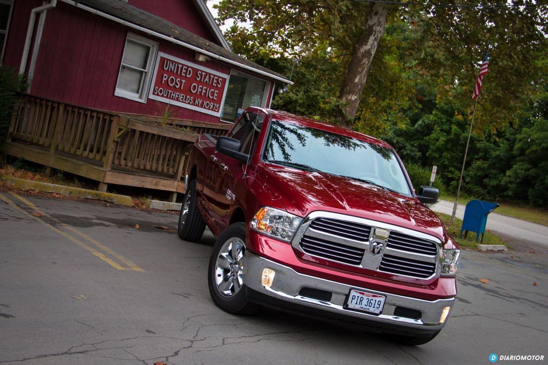 En diariomotor ram 1500 ecodiesel la primera pick up de su segmento en pasarse al petr leo la nueva ram 3500 heavy duty es capaz de arrastrar casi 14