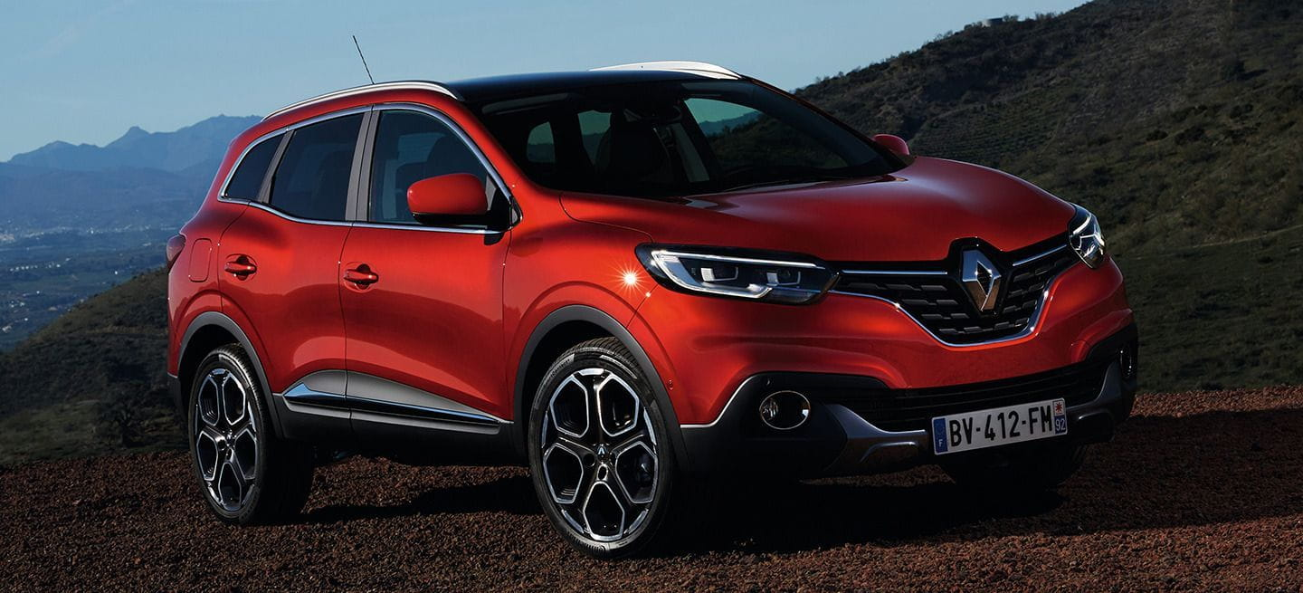 renault kadjar precios prueba ficha t cnica fotos y noticias diariomotor. Black Bedroom Furniture Sets. Home Design Ideas