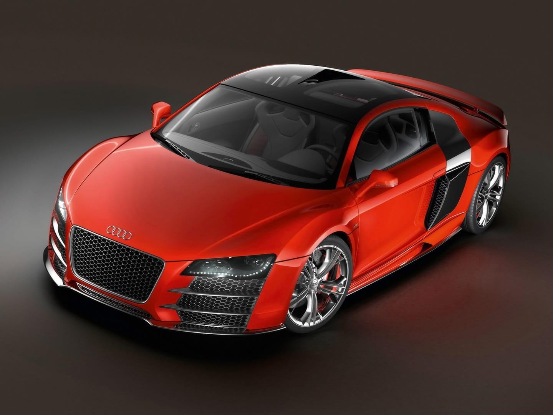 Audi R8 TDI Le Mans/Standaufnahme