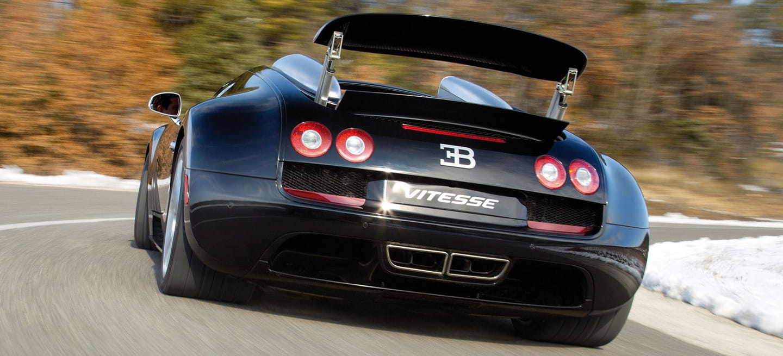 Vídeo: así ruge el escape más caro del mundo en el Bugatti Veyron Vitesse