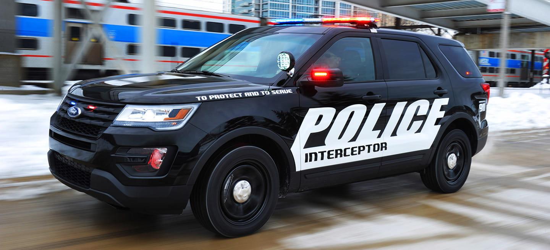 El nuevo Interceptor de Ford y sus 10 tecnologías más frikis para perseguir el crimen