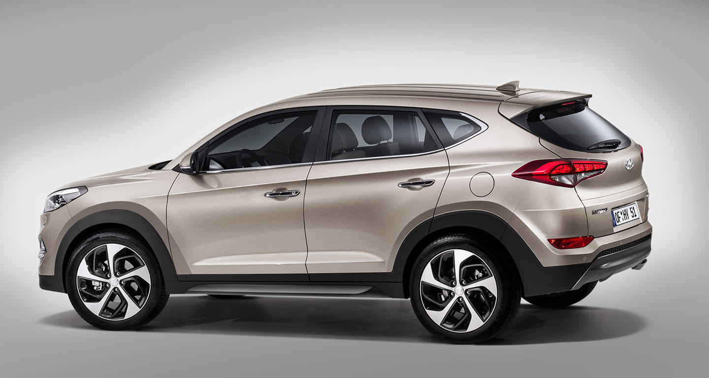 hyundai tucson 2015 la nueva receta del xito de hyundai diariomotor. Black Bedroom Furniture Sets. Home Design Ideas