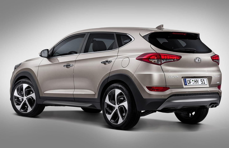 Hyundai Tucson 2015: la nueva receta del éxito de Hyundai en Europa