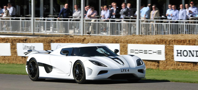 1.115 CV no son suficientes: el Koenigsegg Agera RS estará en el Salón de Ginebra 2015