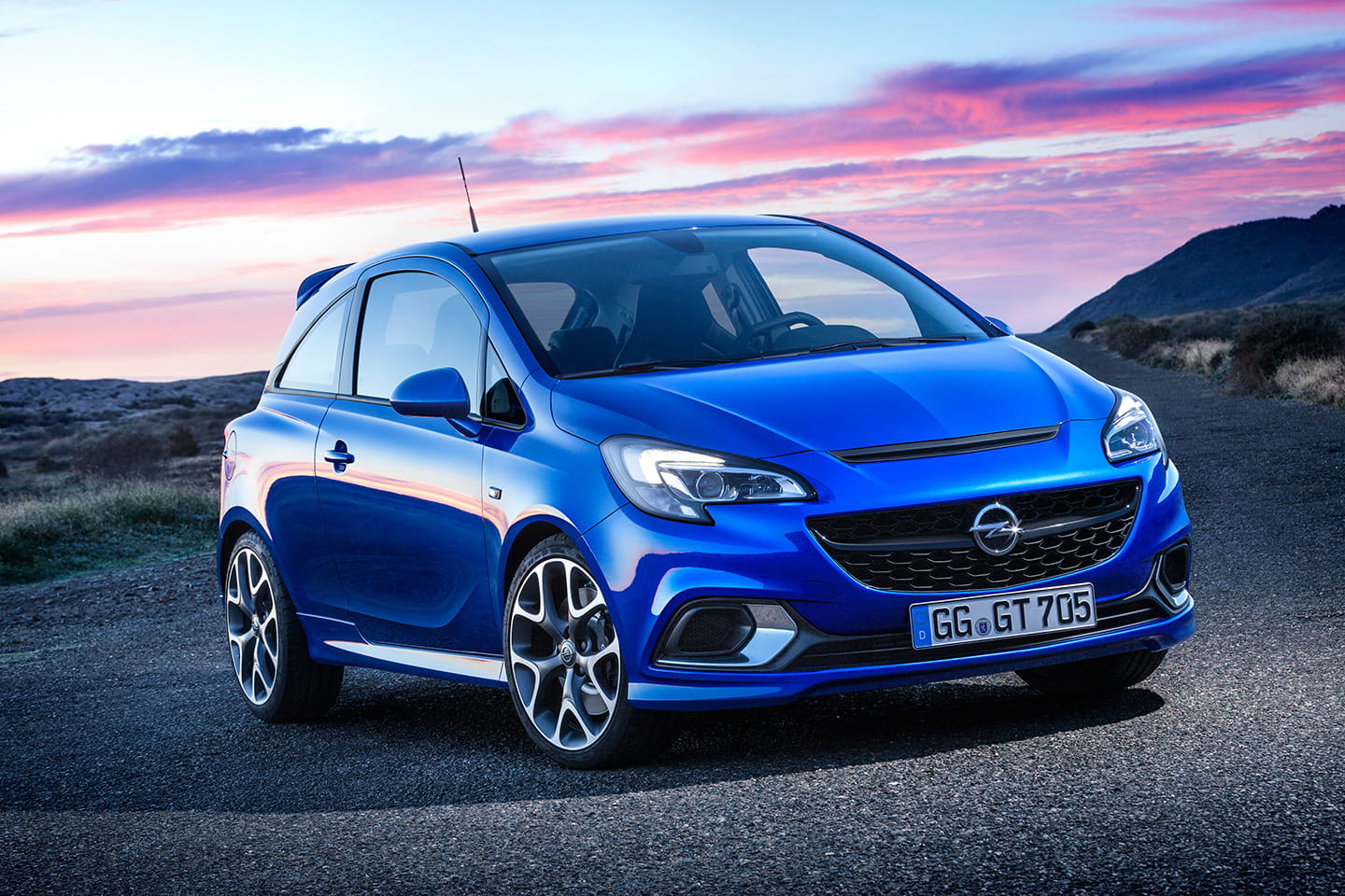 opel corsa opc 2015 el nuevo deportivo de bolsillo alem n diariomotor. Black Bedroom Furniture Sets. Home Design Ideas