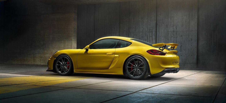 Nürburgring parece… pero no es: una oda al infierno verde interpretada por el Porsche Cayman GT4