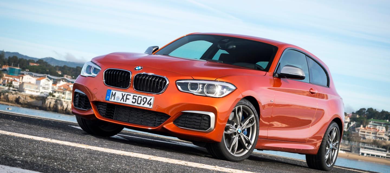 BMW M135i 2015: 326 caballos de compacto picante con extra de premium
