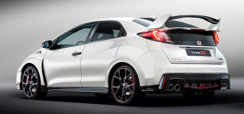 Honda Civic Type R 2015, todos los detalles: 310 caballos de furia japonesa