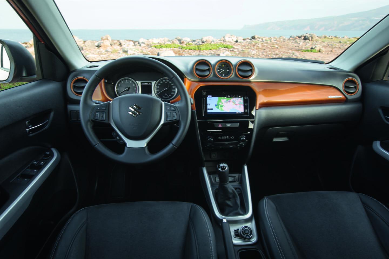 Sobre el interior del nuevo Suzuki Vitara. Nuevo_Suzki_Vitara_DM_2015_50
