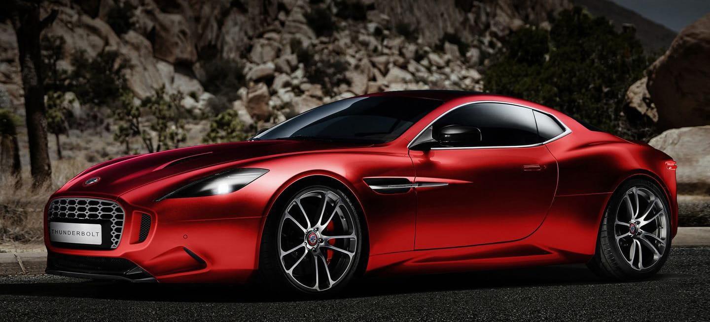 Aston Martin demanda y quiere impedir que el Thunderbolt de Henry Fisker llegue a la calle