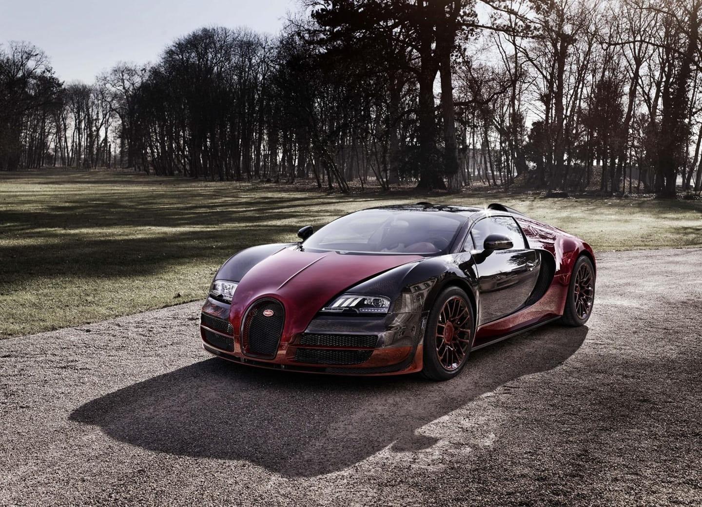 Bugatti Veyron Grand Sport Vitesse La Finale: Adiós por todo lo alto