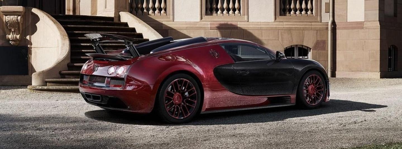 Primeras imágenes del Bugatti Veyron La Finale: más Veyron que nunca