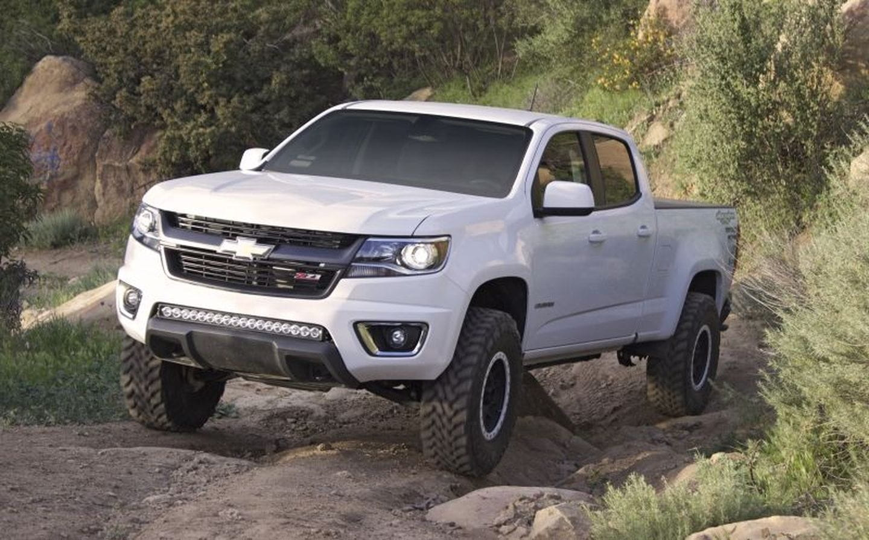 Icon Chevrolet Colorado ZR2: una baby Raptor de bajo coste