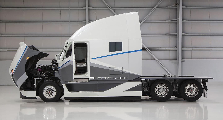 Daimler Supertruck Este Cami 243 N Del Futuro Ha Llegado