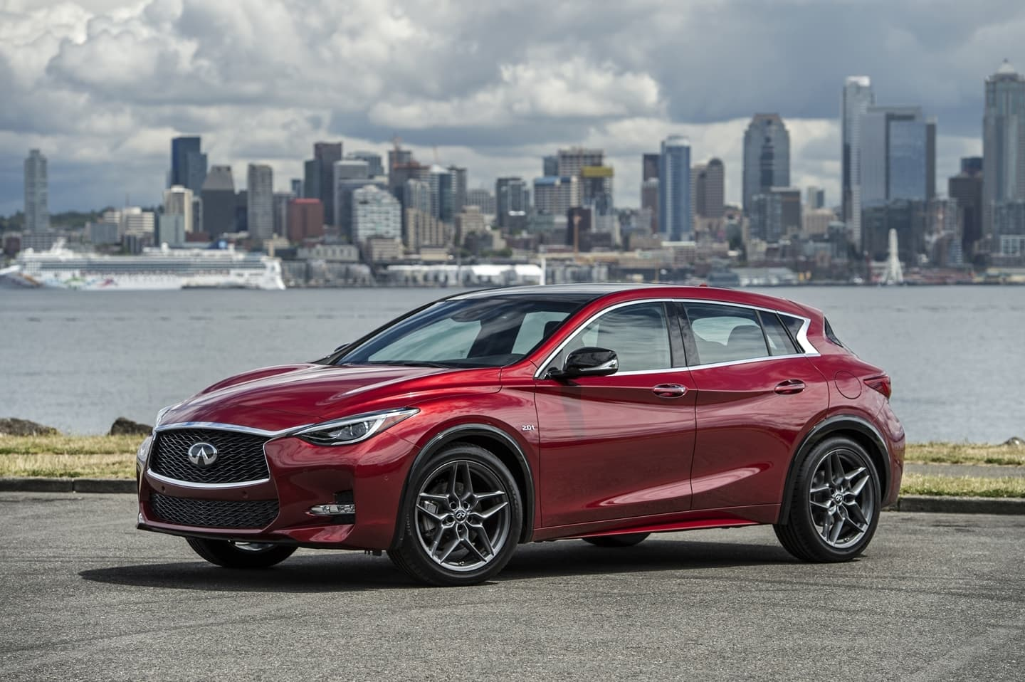 Infiniti Qx30 Wins Best In Class Award At Southern Automotive Me