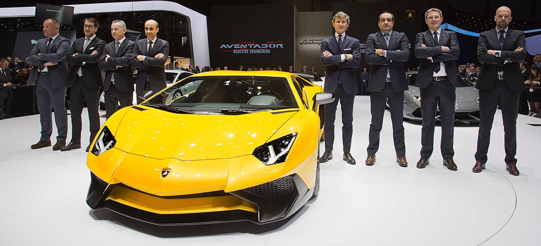 Lamborghini sigue vendiendo coches a la misma velocidad que alcanzan sus deportivos