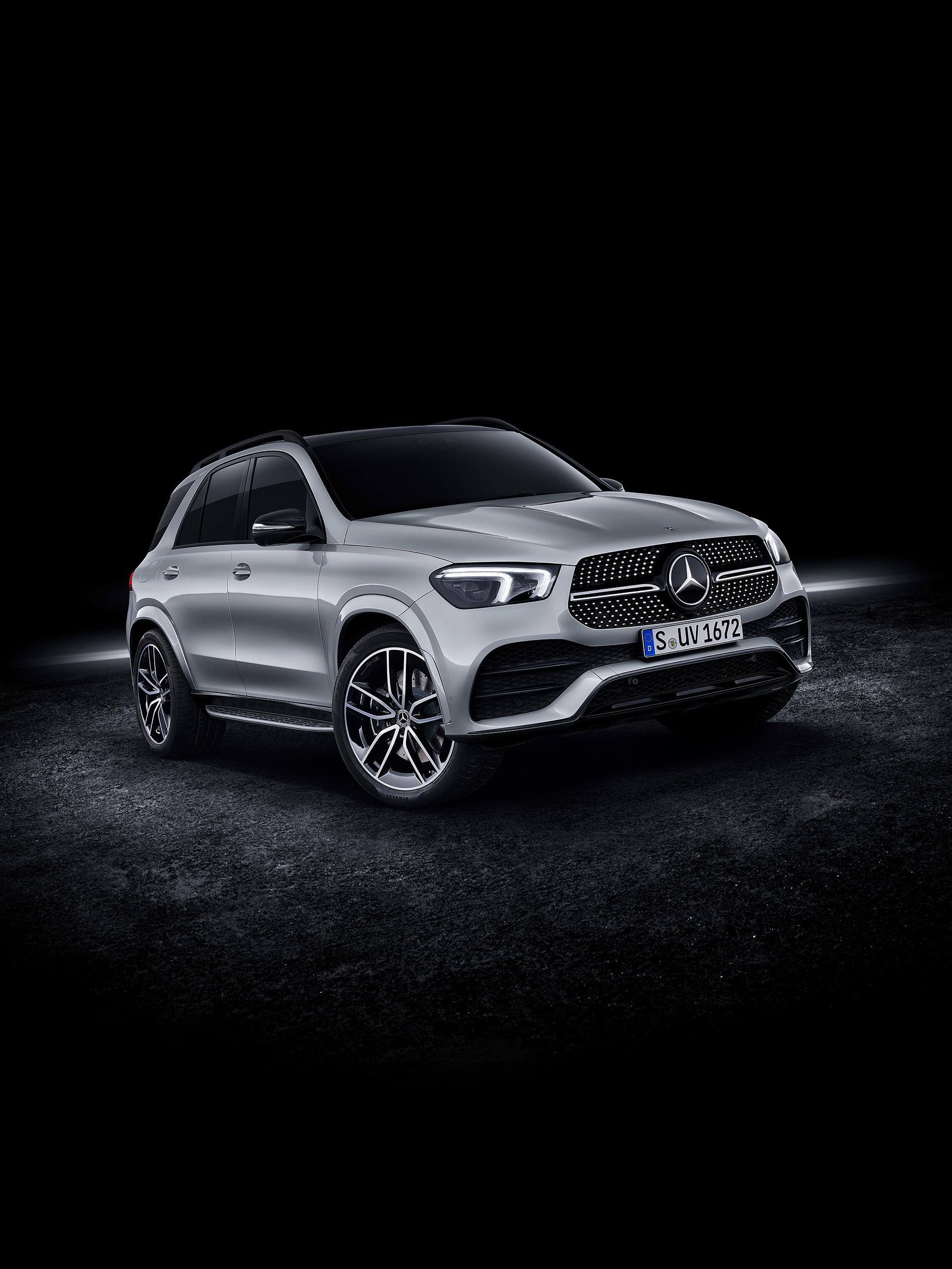 Mercedes Gle 00001