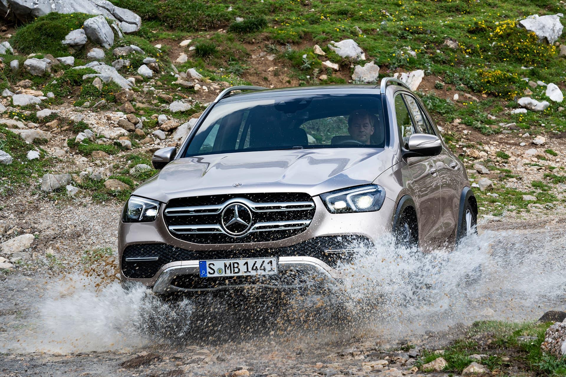 Mercedes Gle 00035