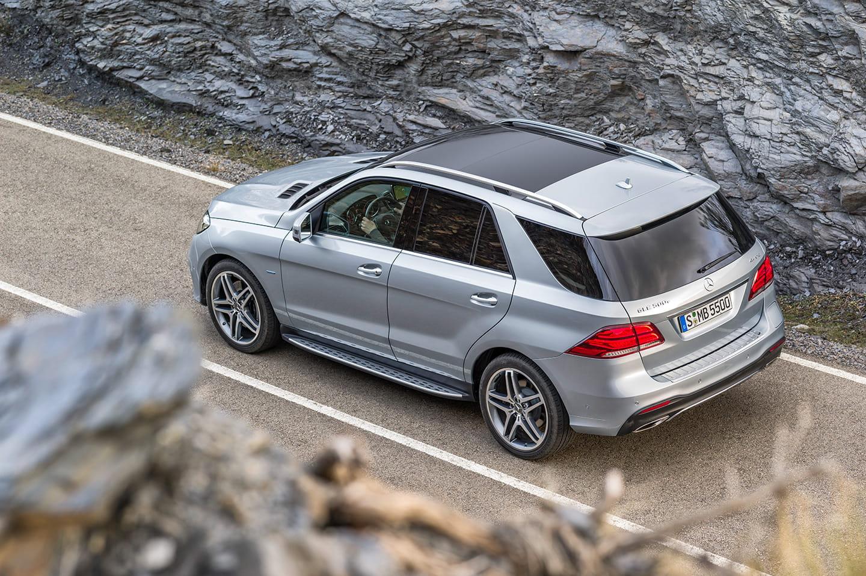 Mercedes GLE 2015: a rey muerto, rey puesto. GLE es el nuevo Gran SUV
