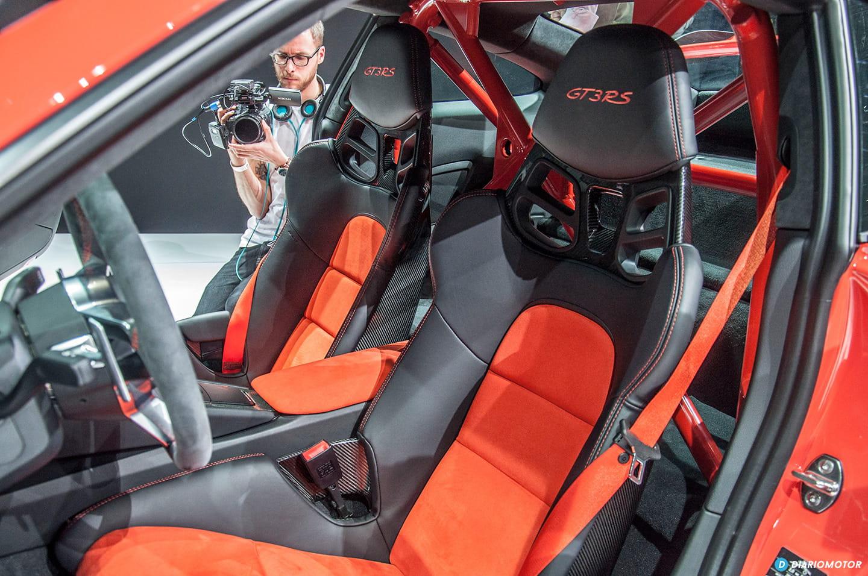 Foto a foto, a solas con el Porsche 911 GT3 RS