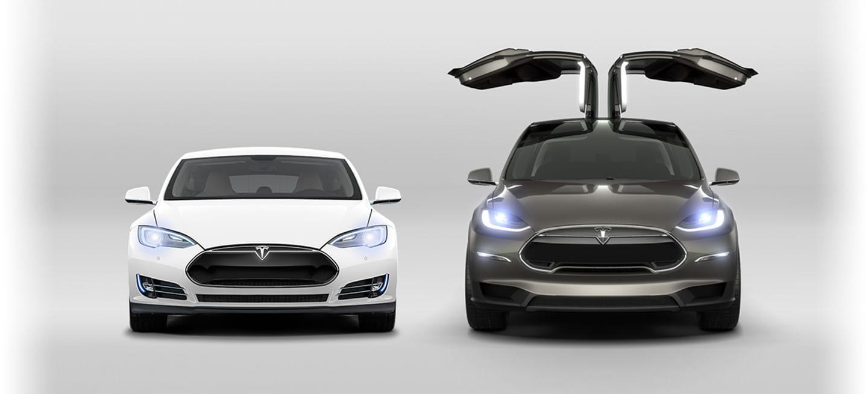 """Tesla Model X 2015: el crossover con """"alas de halcón"""" de Tesla en 6 preguntas y respuestas"""